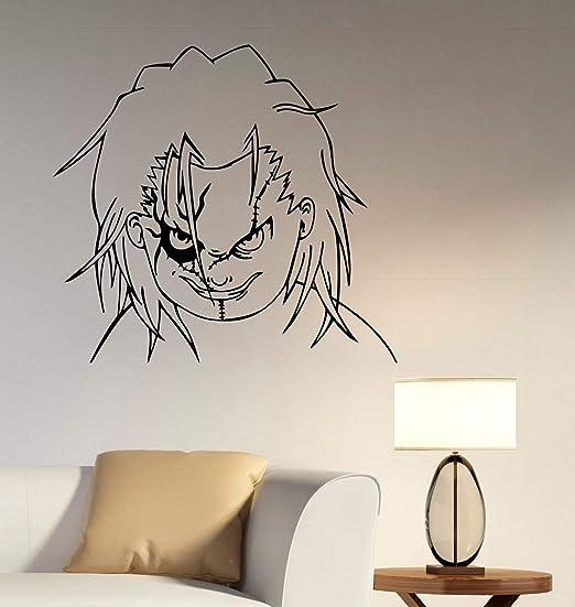 Chucky Child/'s Play Inspired Vinyl Decal Sticker