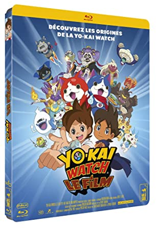 Amazon Com Yo Kai Watch Le Film Blu Ray Movies Tv