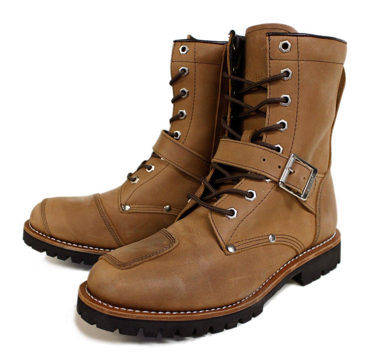 [アビレックス] AVIREX ブーツ YAMATO B00BPP12LA 26.5 cm|ブラウン ブラウン 26.5 cm