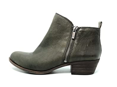 2fca70eaa Image Unavailable. Image not available for. Color: Lucky Brand Women's  Basel Booties ...