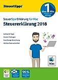 SteuerSparErklärung 2019 - Mac-Version (für Steuerjahr 2018) | Mac | Mac Aktivierungscode per Email