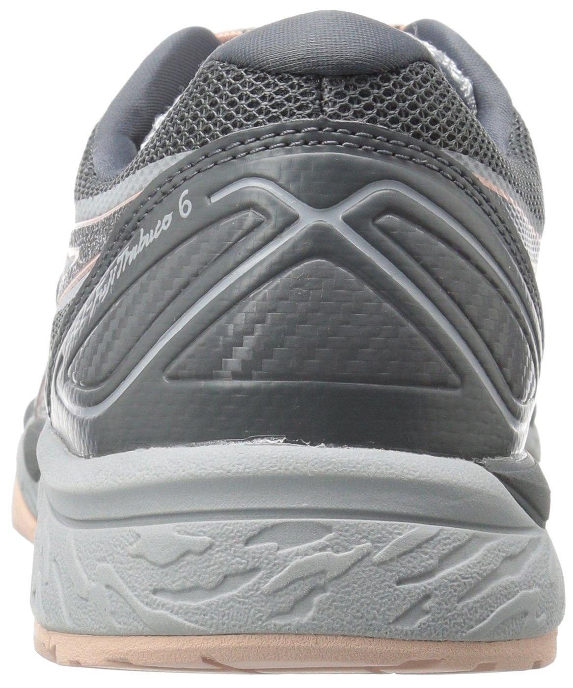 ASICS Women's Gel-Fujitrabuco 6 Running Shoe B01MXINHI7 8 B(M) US|Mid Grey/Carbon/Evening Sand