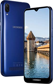 DOOGEE X90 Telefonos Moviles Libres, Android 8.1 Smartphones ...