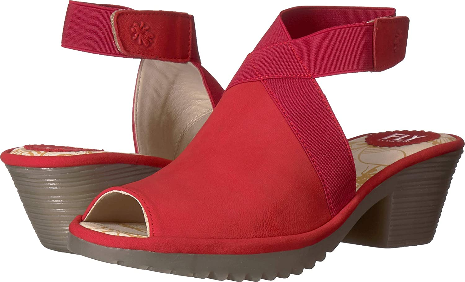 Lipstick Red Cupido Fly London Womens WATE944FLY