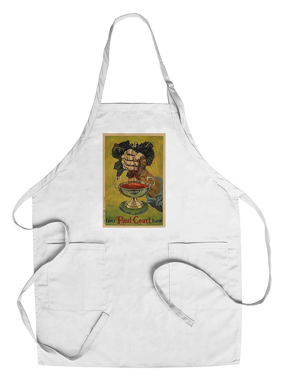 【国内正規品】 ポール裁判所ヴィンテージポスター(アーティスト: R Apron B018NO52KW。Freiday )フランスC。1896 Apron Chef's Apron LANT-63982-AP B018NO52KW Chef's Apron, キソフクシママチ:f56d45fc --- arianechie.dominiotemporario.com