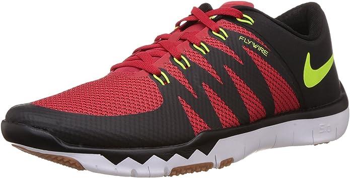 Nike Free 5.0, Zapatillas de Running Hombre^Mujer, Azul (PHT Blue/Elctrc Grn-Unvrsty Bl), 45 EU: Amazon.es: Zapatos y complementos