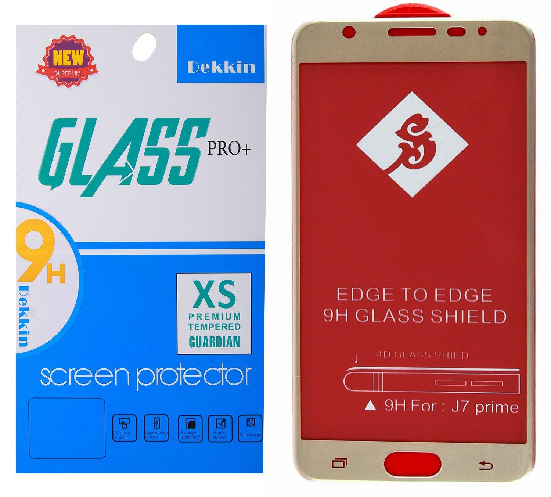 Samsung Galaxy J7 Prime 4D Tempered Glass Amazon Electronics