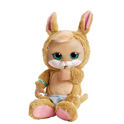 Animal Babies Deluxe Kangaroo Plush by Animal Babies: Juguetes y juegos