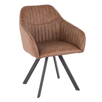 Pleasing Amazon Com Lumisource Pleated Chair In Black And Brown Forskolin Free Trial Chair Design Images Forskolin Free Trialorg