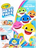 Crayola Baby Shark Coloring Pages, Color