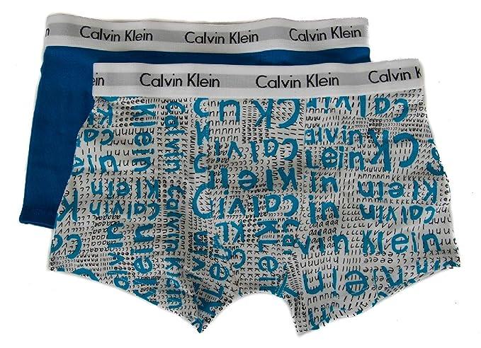 1dd08df636 Pack 2 boxer trunk male boy junior CK CALVIN KLEIN item B70B700169 BOYS 2  PACK TRUNKS