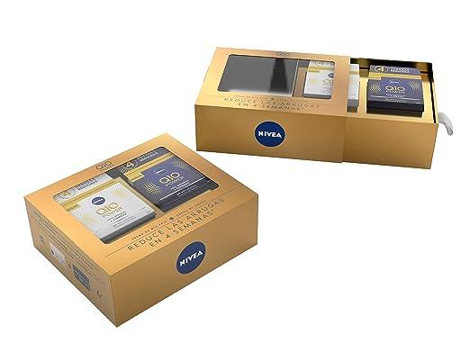 Nivea Q10 Power Set de Cremas para Reducir las Arrugas en 4 Semanas, Día y Noche (2 x 50 ml): Amazon.es