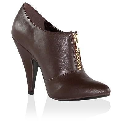Olivia Miller Women's Vesey Bootie, Brown1, 7 M US | Boots