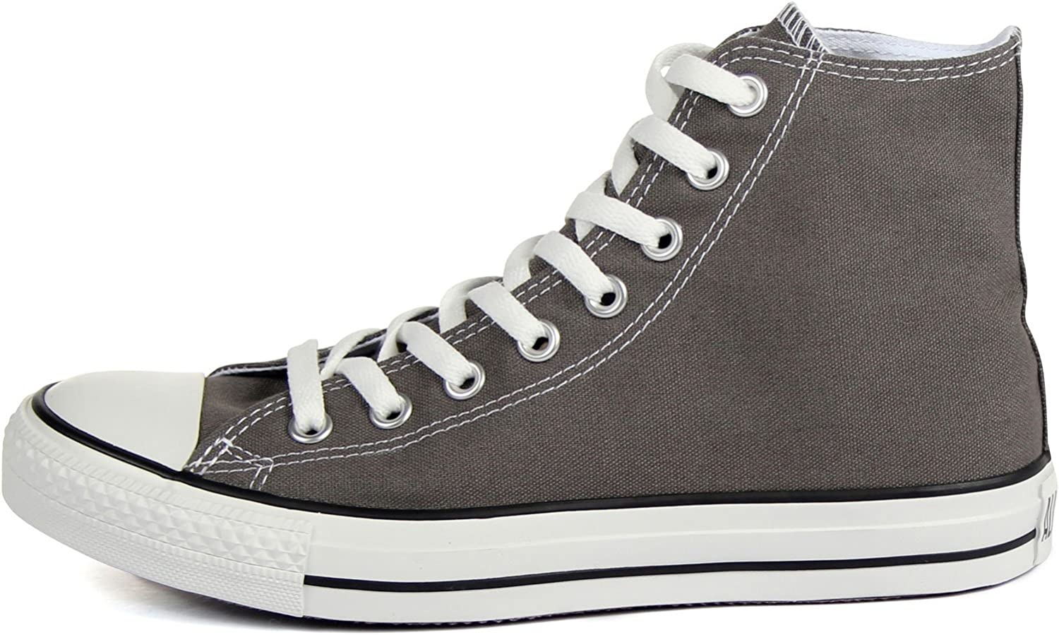 Converse Herren EL Distrito Canvas Low Top Turnschuh Optic Weiß
