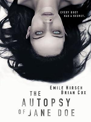 Amazon Watch The Autopsy Of Jane Doe Prime Video