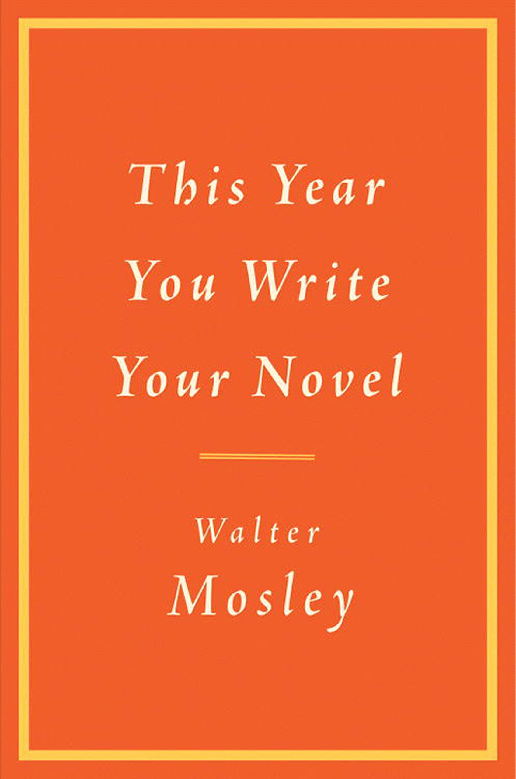 This Year You Write Your Novel  English Edition