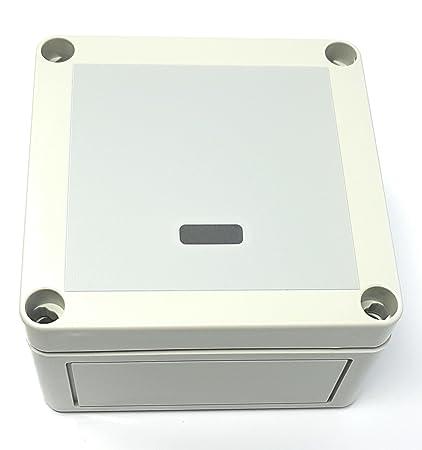 Detector de presencia de microondas de prueba de tiempo de CP Electronics mws1 a-ip
