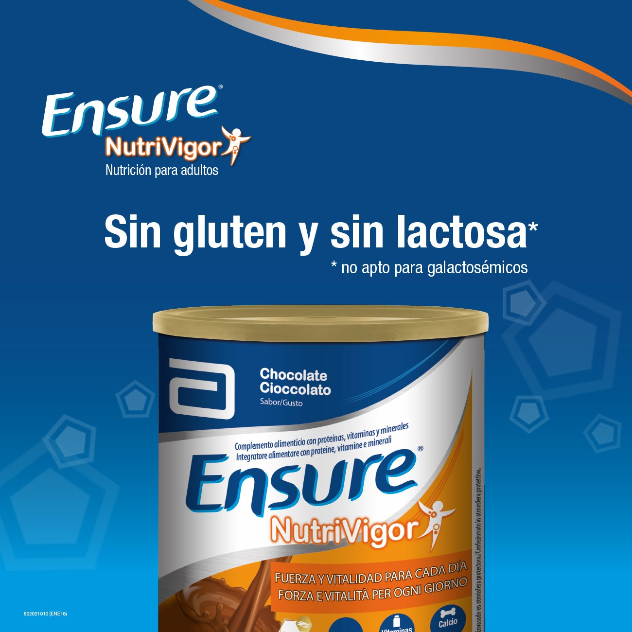 Amazon.com: Ensure Nutrivigor Chocolate Food Supplement 400g: Health & Personal Care