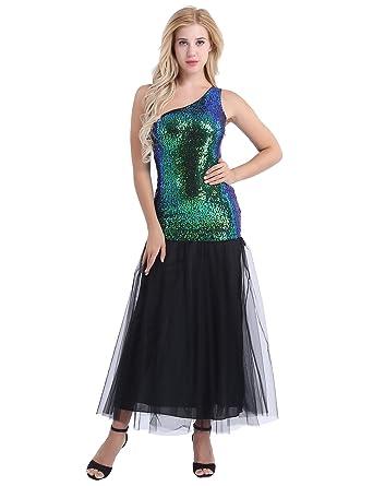 Party Sirène Iiniim De Longue Robe Dames Soirée Élégante Mermaid ZzRq0ZU