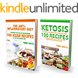 Ketogenic Diet: Over 200 Quick and Easy Ketogenic Diet Recipes for Weight Loss and Keto Clarity: Cookbooks Include Over 100 Mediteranean Recipes & Over 100 Asian Recipes Fit For The Keto Diet