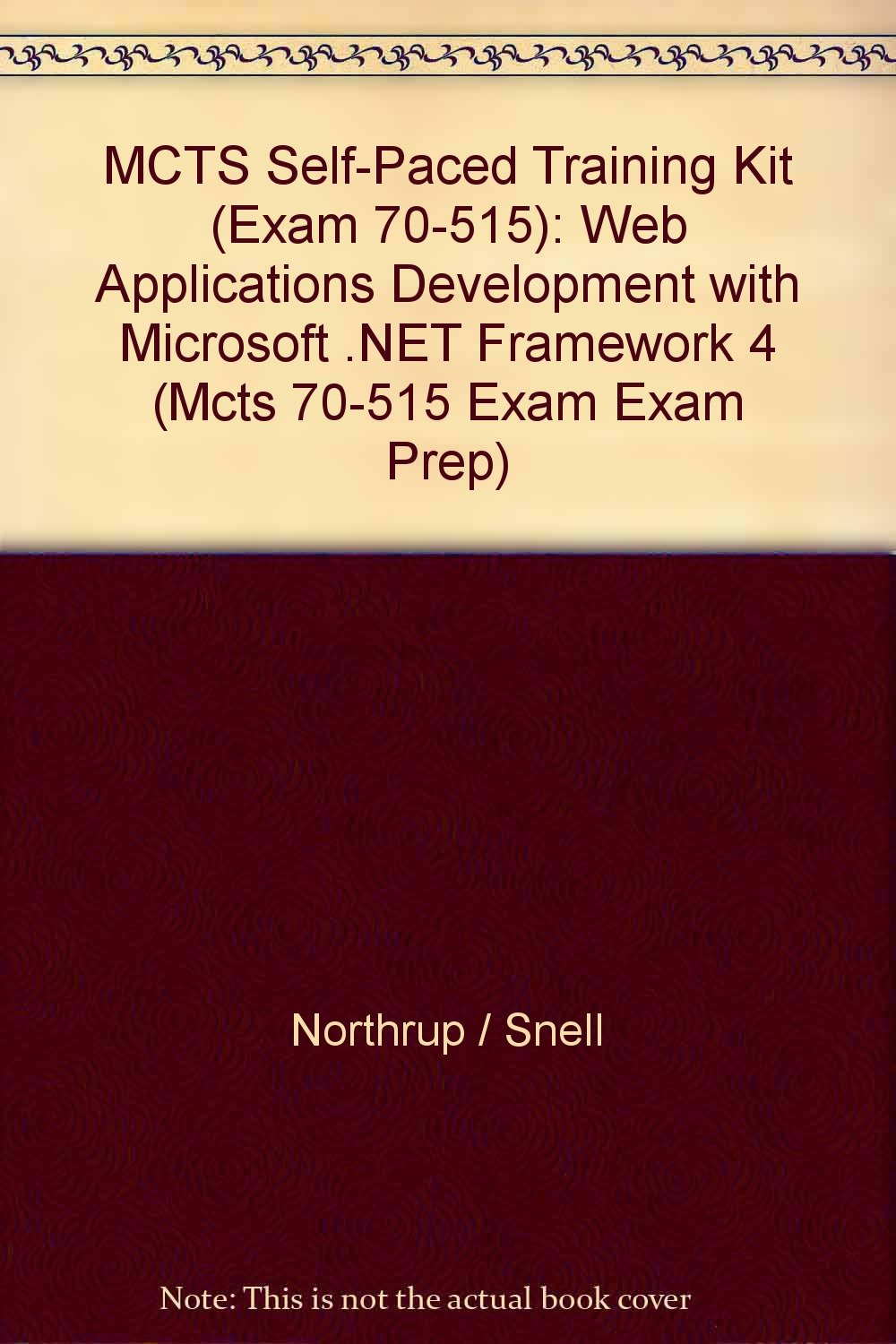 Mcts Self Paced Training Kit Exam 70 515 Web Applications