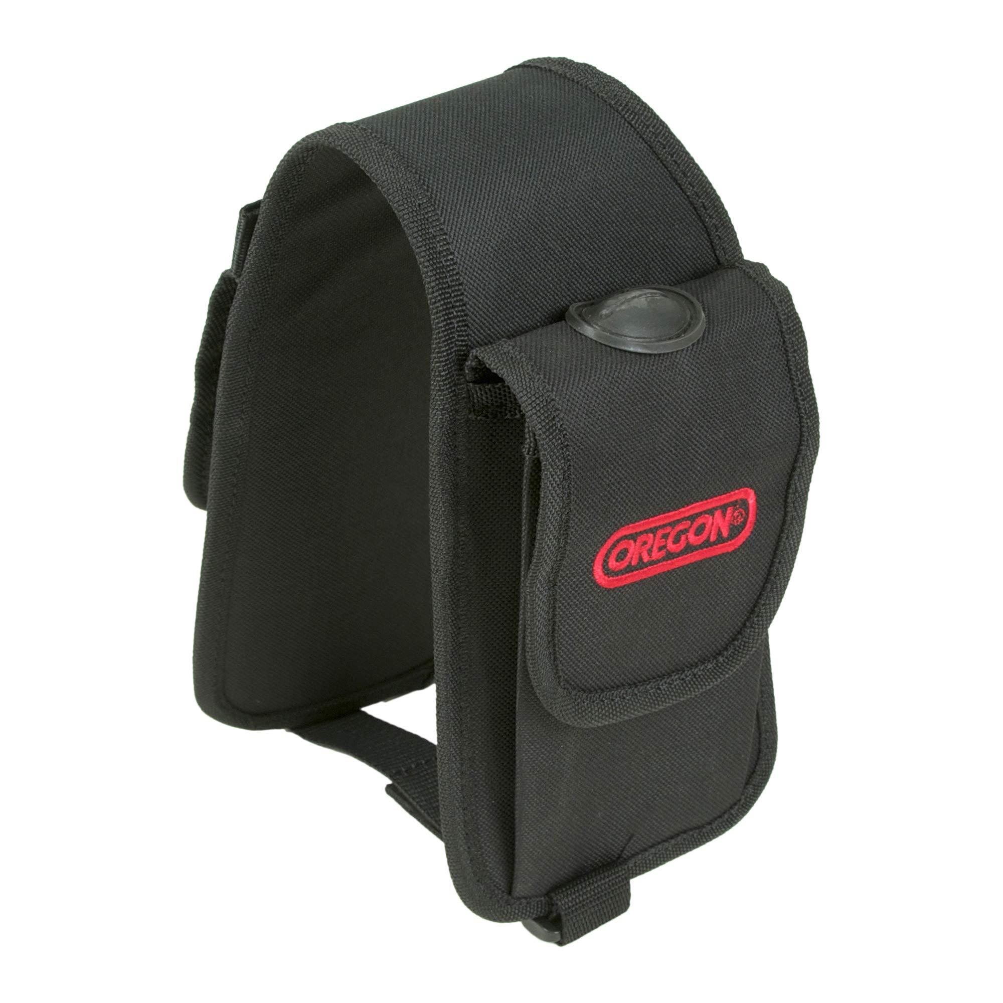 Oregon 542035 Saddle Bag for Professional Combi-Can - Black