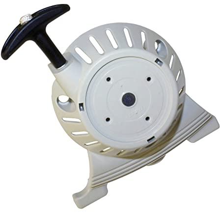 QHALEN Recoil Starter Assembly Replacement for Stihl Fs90 Fs110 Fs130 String Trimmer Brushcutter Replaces Stihl 4180 190 4000