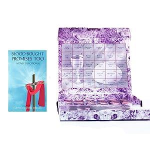 Celebration Communion Cup 30 Day Devotional Set