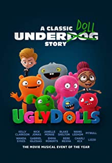 Book Cover: UglyDolls