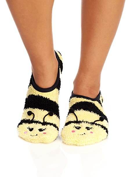 PJ Salvage Animal Slipper Socks 681795aa5