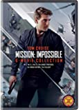 Mission Impossible 6 Movies Collection - M:I + M:I-2 + M:I-3 + M:I-4 Ghost Protocol + M:I-5 Rogue Nation + M:I-6 Fallout