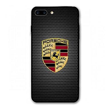 new concept 48767 f6fa1 Porsche iPhone 8 Plus Case iPhone 7 Plus Case Luxury Car Theme ...