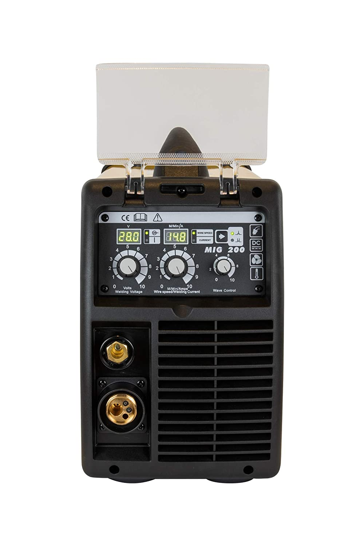 Maquina de soldar | Soldadora Inverter MIG/MAG 180 A PFC | Inversor ...