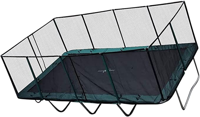 Galactic Xtreme Rectangle Trampoline - The Best Gymnastic Trampoline