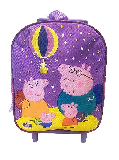 selezione premium f00f8 ab023 Zainetto Trolley Asilo Peppa Pig