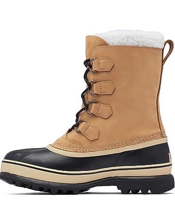 Amazon.es: Botas de nieve para hombre: Zapatos y complementos