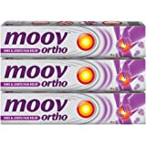 Moov Ortho Knee and Joints Pain Relief Cream - 50 g (Pack of 3)
