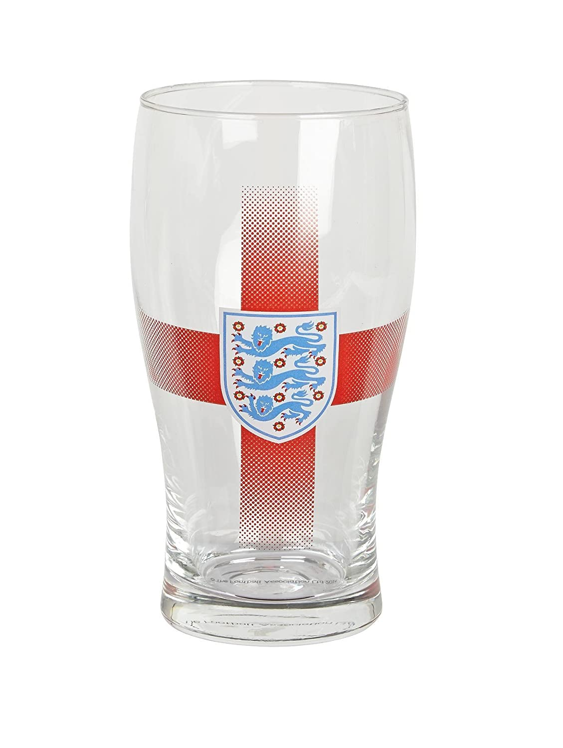 England Rugby England Crest Pint-Glas