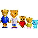 Daniel Tiger's Neighborhood Friends Family Figure (5 Pack)