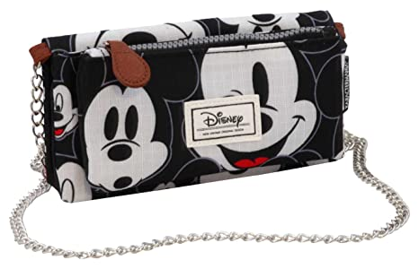 Karactermania Disney Classic Mickey Visages Monederos, 20 cm ...