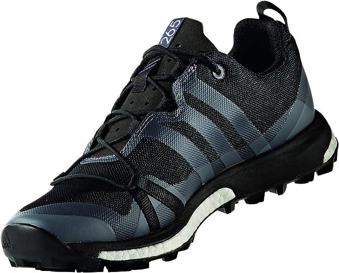 adidas Terrex Agravic W, Zapatillas de Senderismo para Mujer, Negro (Negro-(Negbas/Negbas/Gritra), 38 EU: Amazon.es: Zapatos y complementos