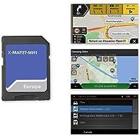 Xzent X-MAP27-MH1: Micro SD-kaart met camper navigatie voor XZENT X-427 en X-F270, kaarten voor Europa, Camping P.O.I…