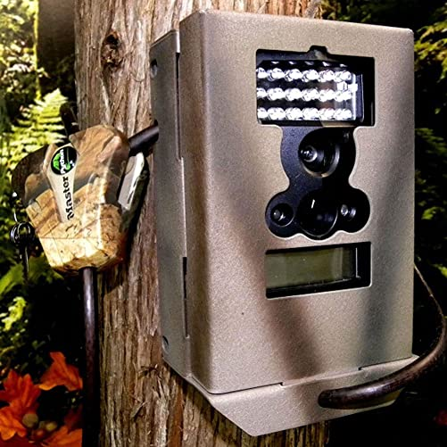 CamLockbox Security Box Compatible with Wildgame Innovations Blade X8