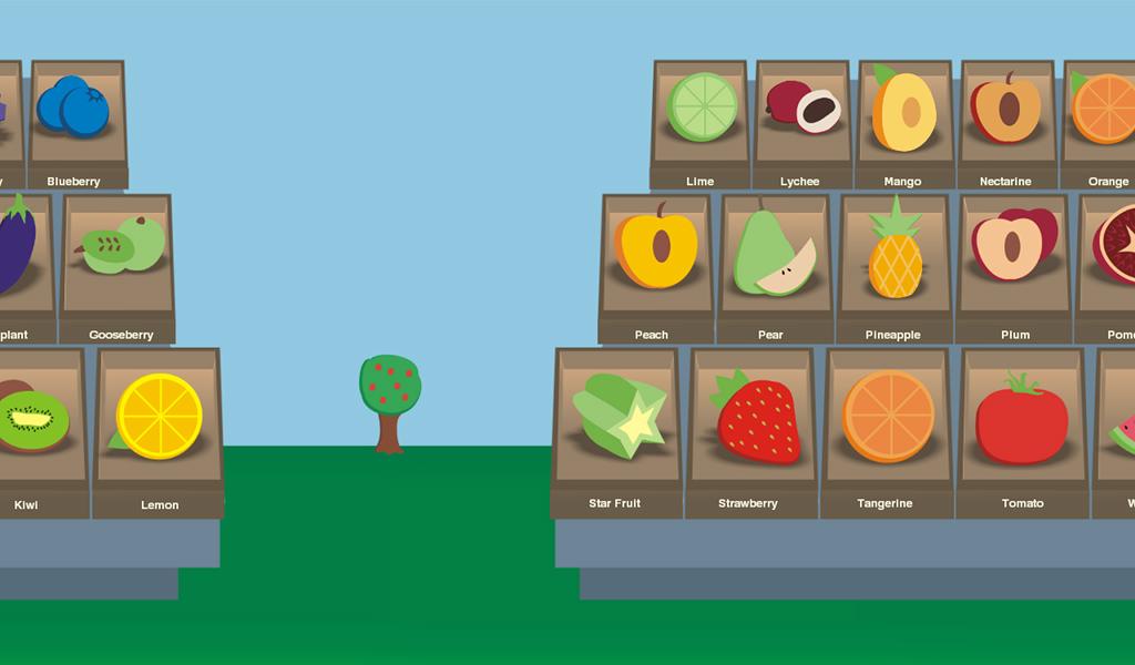 PickMe Fruits: Amazon.es: Appstore para Android
