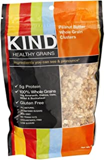 product image for Healthy Grains Peanut Butter Whole Grain Cluster 11 Ounces (Case of 6)