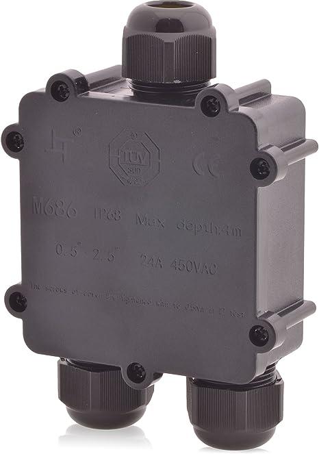 Verteilerdose Kabelverbinder 450V Verbindungsmuffe Für Erdkabel IP68 Wasserdicht