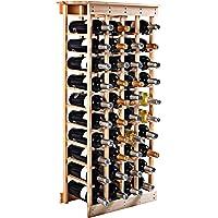 COSTWAY Estante de Vino Botellero para 44 Botellas