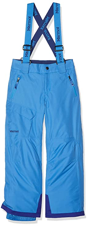 09a5f5f2 Marmot Boy's Edge Insulated Ski/Snowboard Trousers, Waterproof &  Breathable: Amazon.co.uk: Clothing