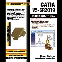 CATIA V5-6R2019 for Designers, 17th Edition