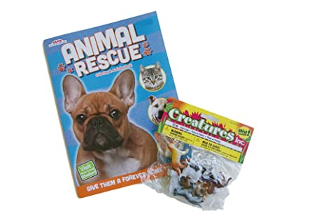 Animal Rescue Coloring And Activity Book Dog Figures